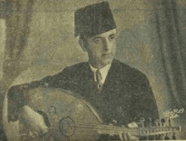 Greater Syrian Diaspora at 78RPM: Elie Baida