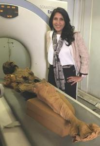 Screaming Egyptian Mummies to be Explained
