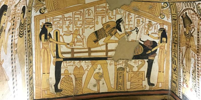 A Beautiful Death: Tomb Scenes and Funerary Goods of Ancient Egypt, Part 2