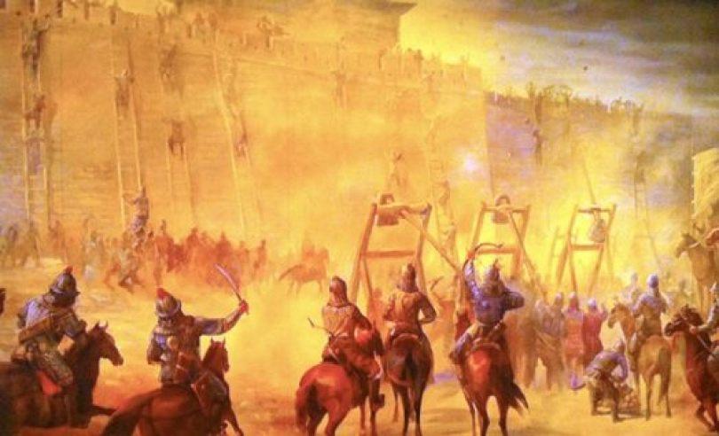 Unity Against Fear: The Battle of Ain- Jalut