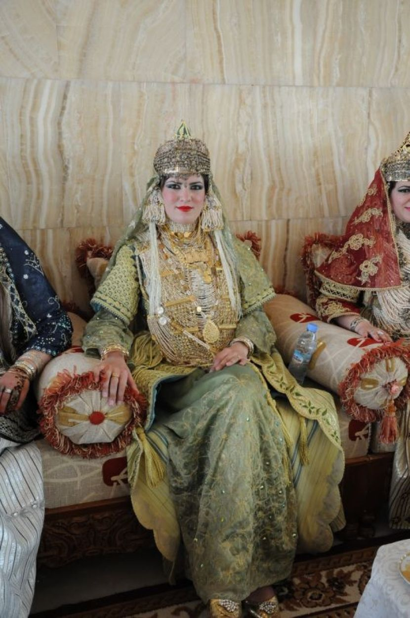 Welcome to the Traditional Algerian Wedding