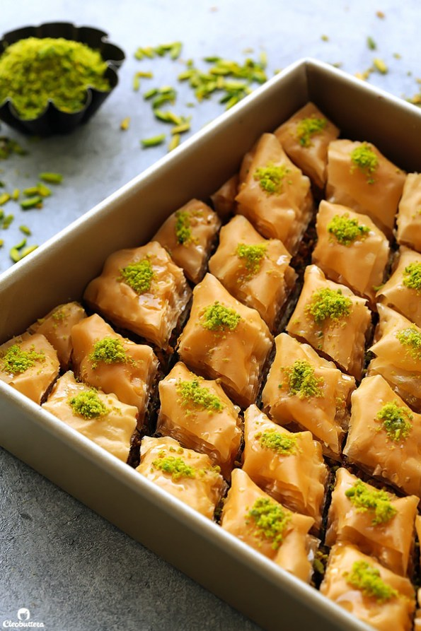 5 Arab Desserts to Make at Home