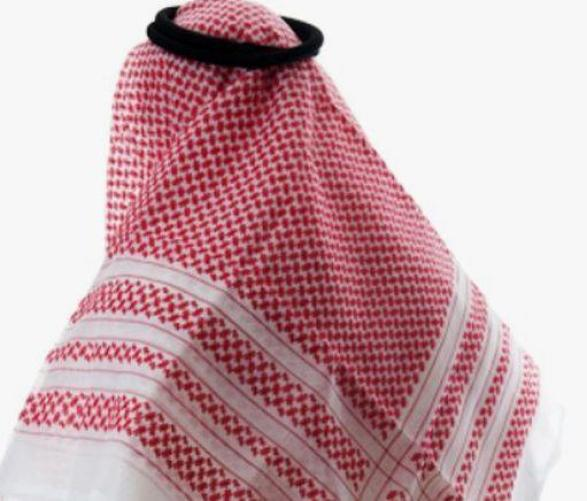 The Keffiyeh, the Shemagh, and the Ghutra