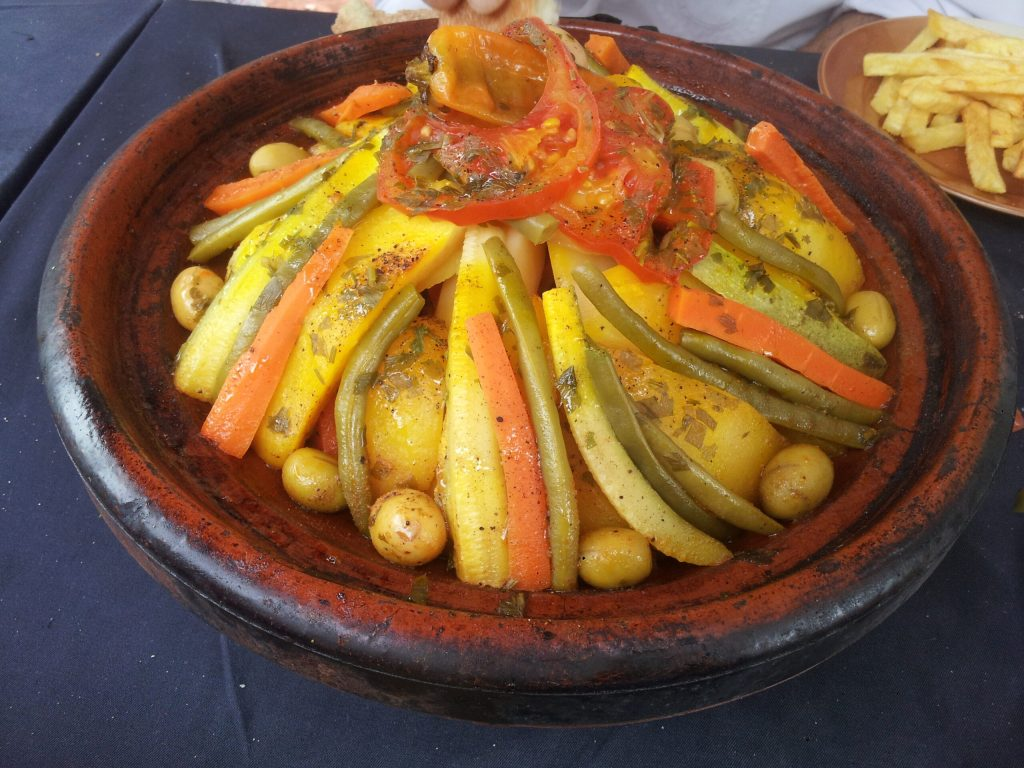 Spice Up Your Life with Moroccan Tagine