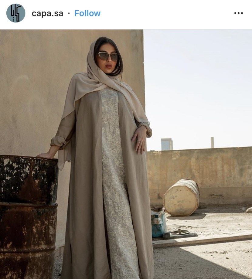 Evolution of the Abaya: The Black Cloak of the Past