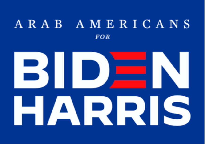 Arab Americans Endorse Biden for President