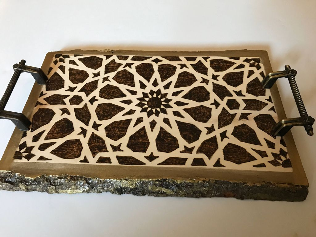 The Art of Woodworking in the Arab World