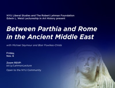 Between Parthia and Rome in the Ancient Middle East