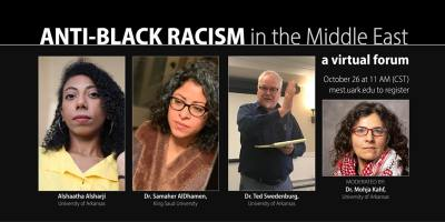 Anti-Black Racism in the Middle East