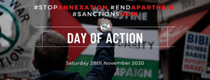 National Day of Action for Palestine #EndApartheid #SanctionsNow