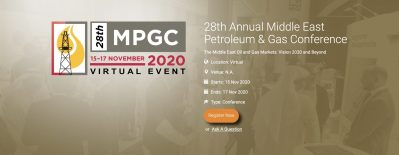 Annual Middle East Petroleum & Gas Conference