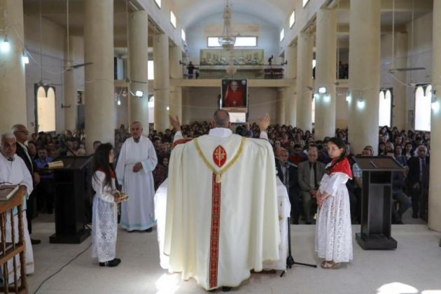 A Tale of Two Chaldean Christian Priests on The Nineveh Plains in Northern Iraq