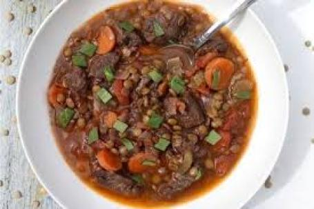 Dining on Lentils is Now Okay