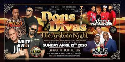 DONS & DIVAS 2021 - The Arabian & Indian Themed Night!