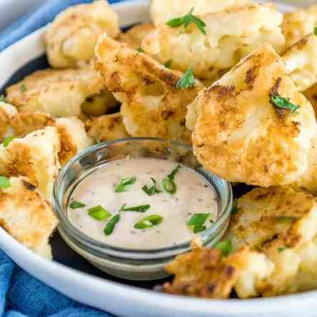 I Thought I Hated Cauliflower Until I Fried It the Egyptian Way