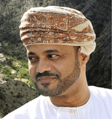 A conversation with H.E. Sayyid Badr Albusaidi, Foreign Minister of Oman