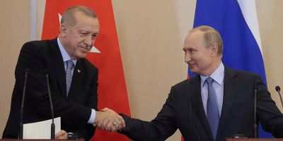 Turkish Foreign Policy In Flux