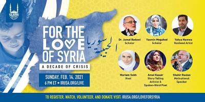 Islamic Relief USA: For the Love of Syria