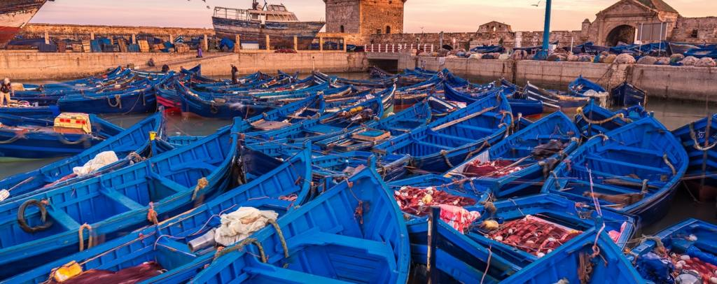Famous Cities in Morocco series (Episode 5 of 13): Essaouira