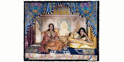 Virtual Family Day: Color and Pattern in the Islamic World