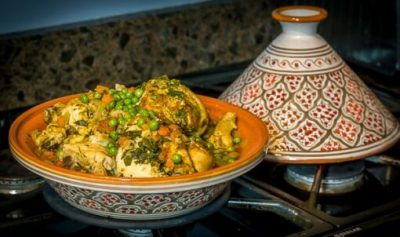 Moroccan Tagine Cooking!