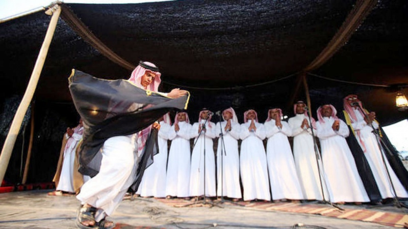 The Arab Folk Art of Hand-Clapping