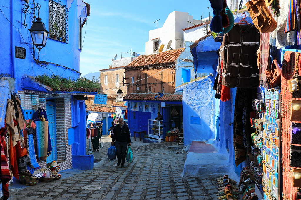 Famous Cities in Morocco Series (Episode 10 of 13): Chefchaouen