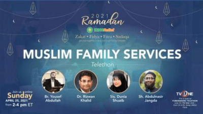 Muslim Family Services Telethon