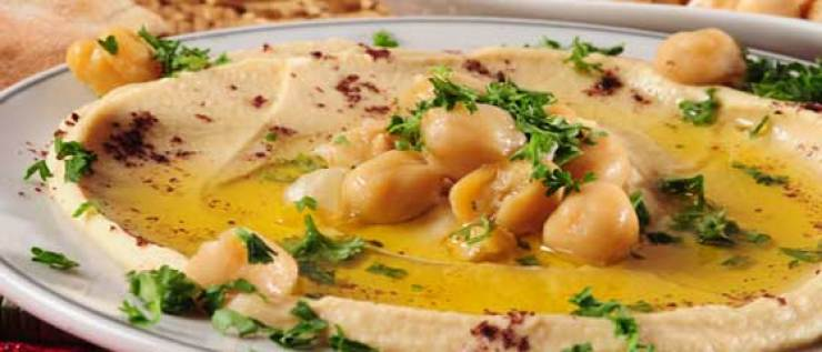 The Origin and Metamorphosis of Hummus