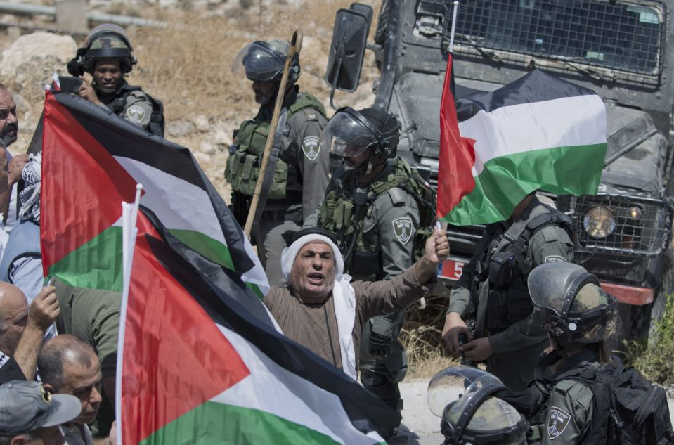 U.S. Department of State message to the Palestinians—sugar-coated, empty rhetoric