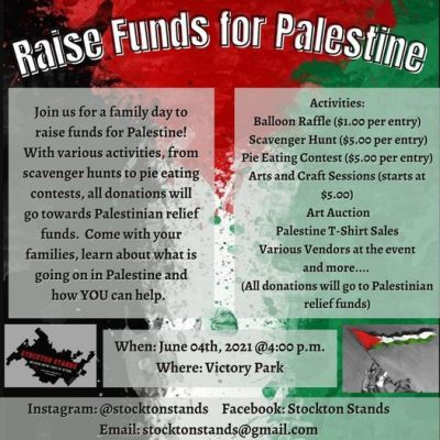 Raise Funds for Palestine