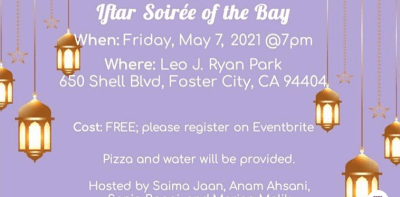 Iftar Soiree by the Bay