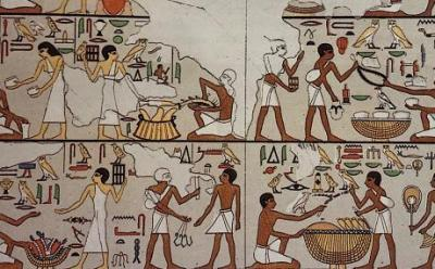 """THE DEEP DIG: """"MAKING"""" IT THROUGH EVERYDAY LIFE IN ANCIENT EGYPT - PARTS 1-4"""
