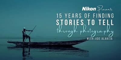 15 Years of Finding Stories to Tell Through Photography w/ Jide Alakija