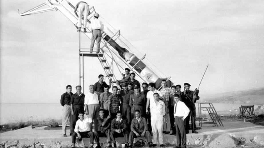 The Lebanese Rocket Society: Lebanon's Forgotten Space Program