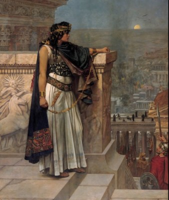 Queen Zenobia and the Oasis City of Palmyra