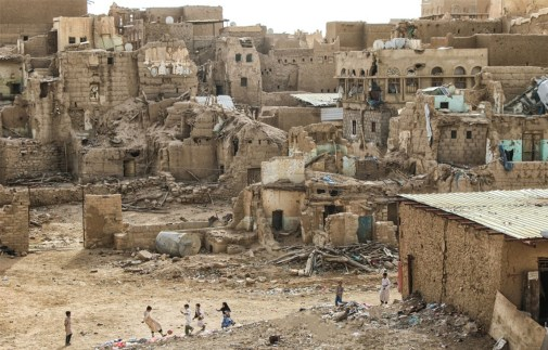 Travelling Yemen's Land of Fortress-Villages