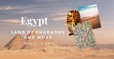 Egypt - Land of the Pharaohs and So Much More