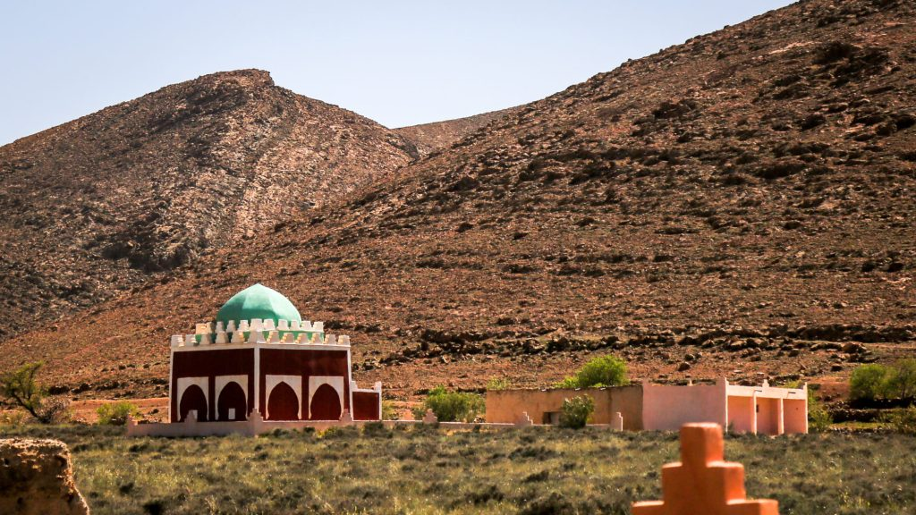 What is a Marabout in Morocco and Who Were the Seven Saints of Marrakesh?