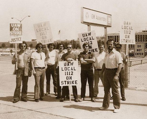 Arab Detroit: The Arab Workers' Caucus and the Strike for Palestine