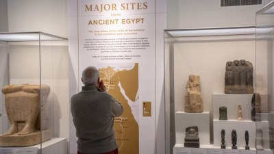 Ancient Egypt: From Discovery to Display