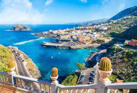 Discovering Tenerife:  A One Day Journey Through a Miniature Continent