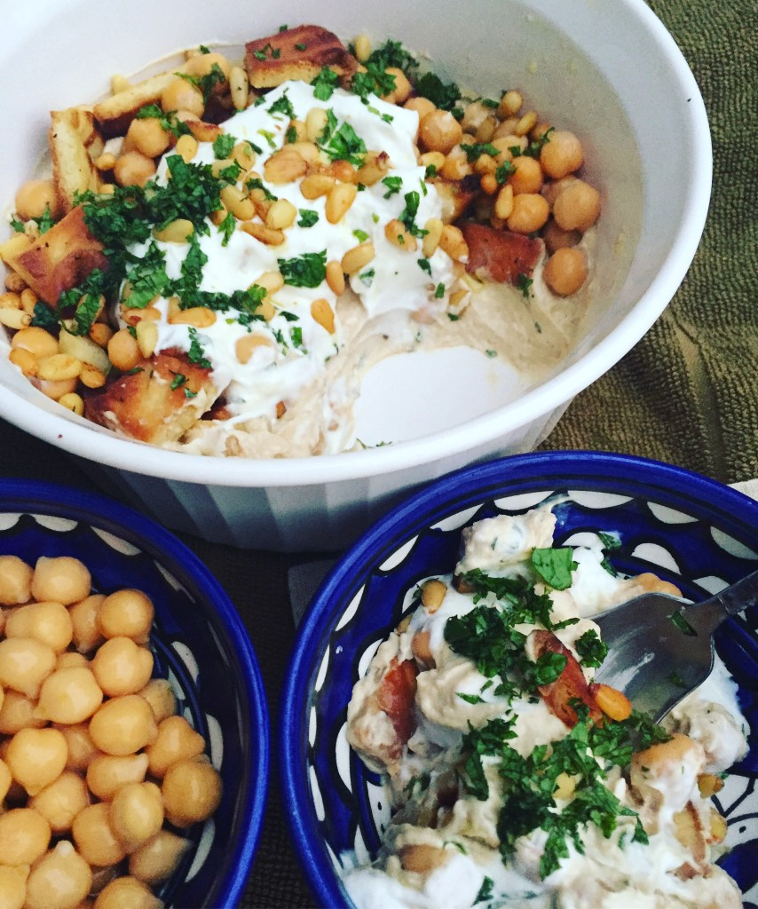 Fatteh Hummus: The Resourceful Yet Rich Casserole of the Middle East