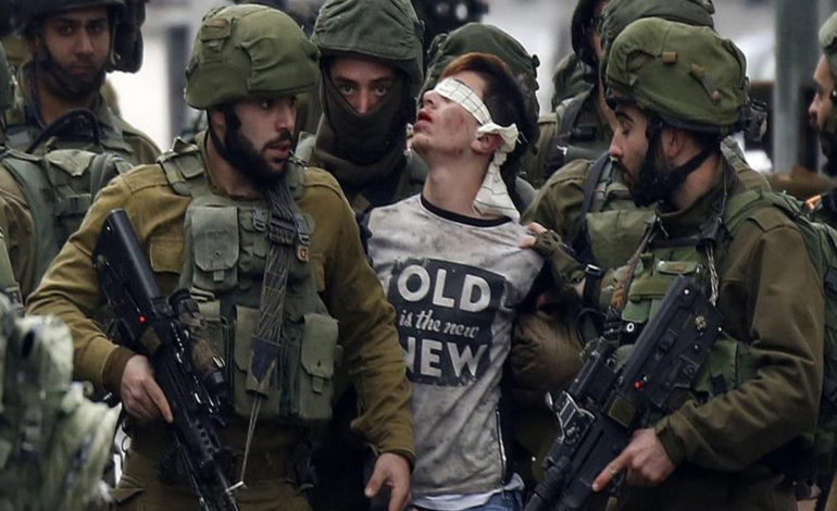 Image result for children arrested israel