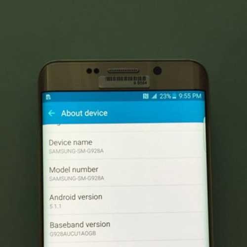صور حقيقية مسربة لجهاز Galaxy Note 5 و Galaxy S6 Edge Plus