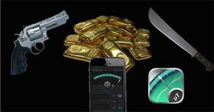 حول جهازك الأيفون لكاشف المعادن مع تطبيق Metal Detector PRO