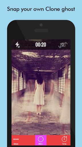 تطبيق Ghost Lens+ لتحرير وتعديل الصور