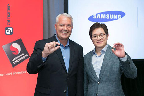 معالج Qualcomm Snapdragon 835 نتاج تعاون مشترك بين كوالكم و سامسونج