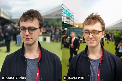 iPhone 7 Plus VS Huawei P10