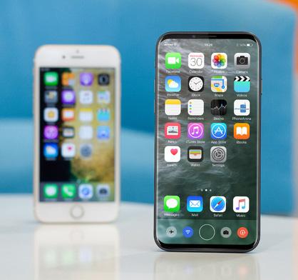 آيفون 8 - شاشة أكبر بحجم مثالي !